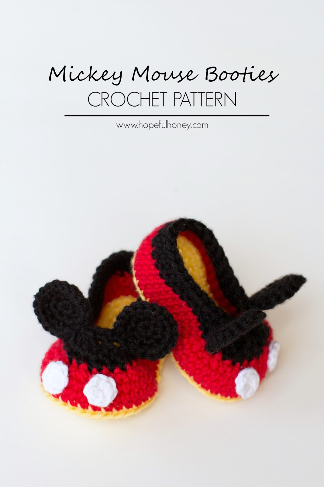 10 Free Baby Booties Crochet Patterns | Over the Moon and Sun